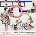 Daddy Daughter Dance Clusters by Meagan's Creations