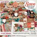 Happy gnome-giving - Bundle by WendyP Designs