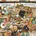 Boho Christmas by Studio Flergs