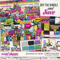Moment in Time: 1980s Collection Bundle by Meagan's Creations