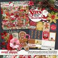 Christmaslicious Bundle by Clever Monkey Graphics and Studio Basic Designs