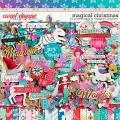 Magical Christmas by Brook Magee and Meagan's Creations