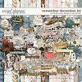 Remember December Kit by Studio Basic and Just Jaimee