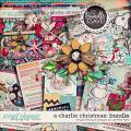 Christmas time | a Charlie Christmas mega bundle: simple pleasure designs by jennifer fehr