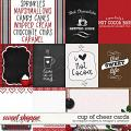 Cup Of Cheer-Card Pack by Meagan's Creations and Meghan Mullens