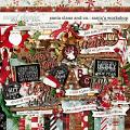 Santa Claus and Co: Santa's Workshop by Kristin Cronin-Barrow