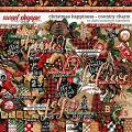 Christmas Happiness : Country Charm by Digital Scrapbook Ingredients