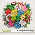 Merry Grinchmas Extras by LJS Designs