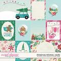 Christmas Whimsy: CARDS by Studio Flergs & Kristin Cronin-Barrow
