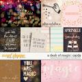 A Dash Of Magic Cards by Simple Pleasure Designs and Studio Basic