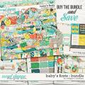 Baby's Firsts Collection Bundle by Meagan's Creations