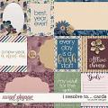 I resolve to…Cards by JoCee Designs
