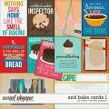 And Bake Cards 1 by Clever Monkey Graphics