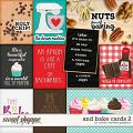 And Bake Cards 2 by Clever Monkey Graphics