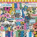 Lots of Personality by Erica Zane