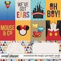 Remember the Magic: GOT EARS? CARDS by Studio Flergs