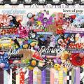 Love of pop by WendyP Designs