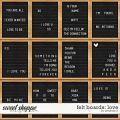 Felt Boards: Love by Amanda Yi