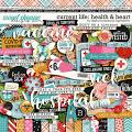 Current Life: Health & Heart by Digital Scrapbook Ingredients