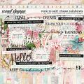Note To Self: Chase Rainbows Kit by Kristin Cronin-Barrow & Studio Basic