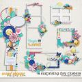 A Surprising Day Clusters by Meagan's Creations