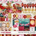 Spring Festival Bundle by lliella designs