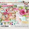 Note to Self: Always Be Kind Bundle by Kristin Cronin-Barrow and Studio Basic