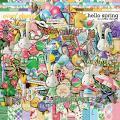 Hello Spring by JoCee Designs