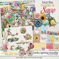 Hello Spring Bundle by JoCee Designs
