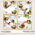 Adventure Awaits Layered Templates by Southern Serenity Designs