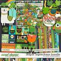 Leapn' Leprechaun Bundle by Clever Monkey Graphics
