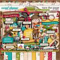 Turn The Page by LJS Designs