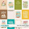 Turn The Page Cards by LJS Designs