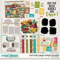 Turn The Page Mega Bundle by LJS Designs