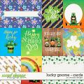 Lucky gnome - Cards by WendyP Designs