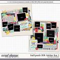 Cindy's Layered Templates - Half Pack 309: Folder Fun 1 by Cindy Schneider
