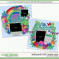 Cindy's Layered Templates - Half Pack 310: Lucky One by Cindy Schneider