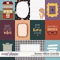 Home Office {cards} by Blagovesta Gosheva