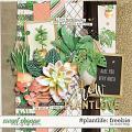 #plantlife *FREEBIE* by Studio Flergs