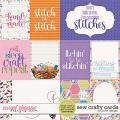 Sew Crafty Cards by JoCee Designs