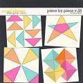 Piece by Piece v.25 Templates by Erica Zane