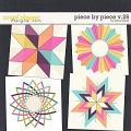Piece by Piece v.26 Templates by Erica Zane