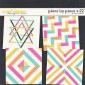 Piece by Piece v.27 Templates by Erica Zane