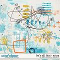 He's All That | Artsy by Digital Scrapbook Ingredients