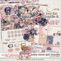 Baby Mine-Girl Bundle by JoCee Designs