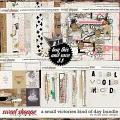 A Small Victories Kind Of Day Bundle by Studio Basic