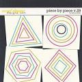 Piece by Piece v.29 Templates by Erica Zane