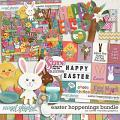 Easter Hoppenings Bundle by Clever Monkey Graphics