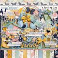 A Spring Day by LJS Designs