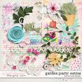 Garden Party: Extras by River Rose Designs